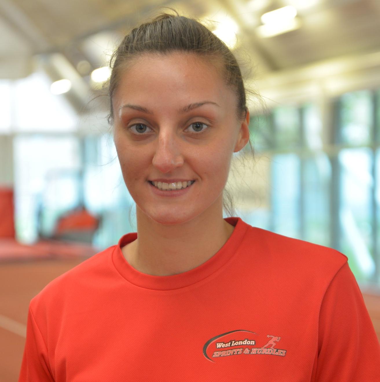 Antonia Gregoriou  Strength & Conditioning Coach