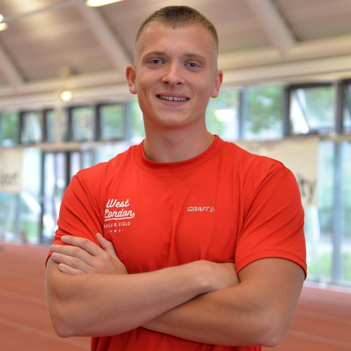 Conrad Kalinowski  Pole Vault Coach