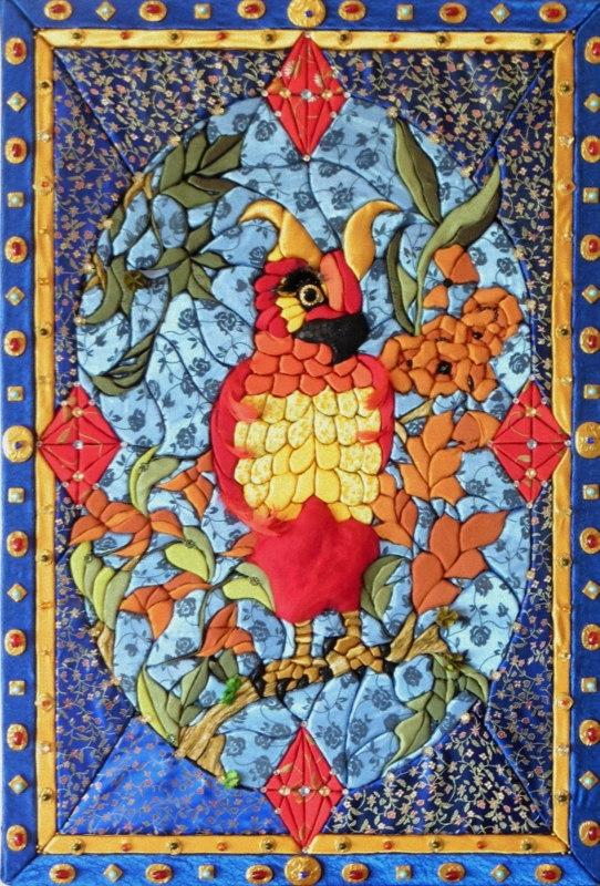 TRIPTYQUE DE FLORENCE (93x63) panneau latéral droit