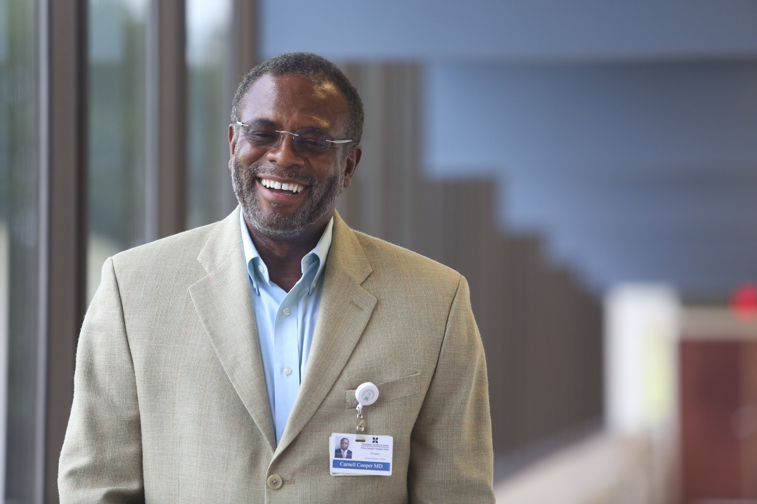 Carnell Cooper, MD. FACS