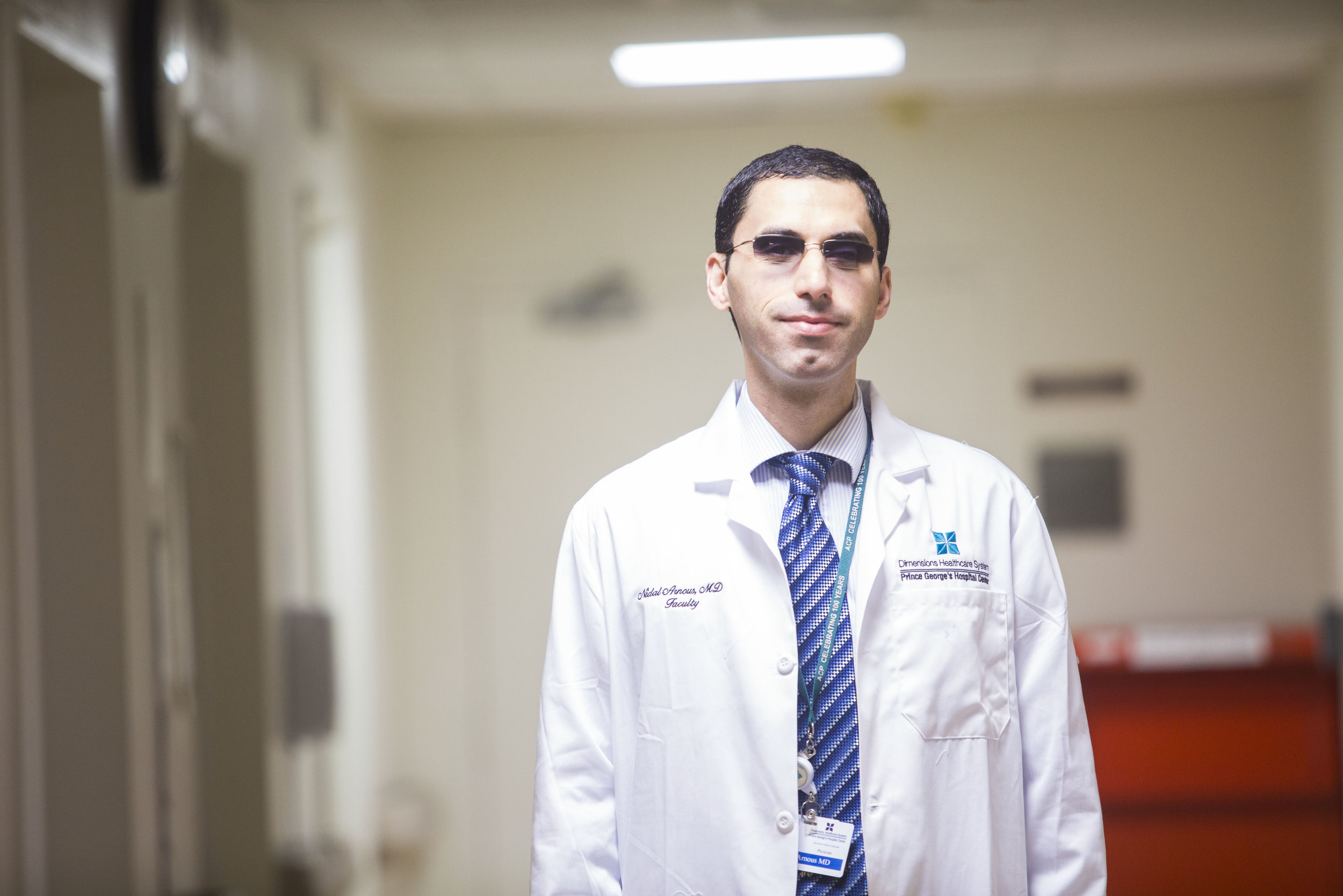 Nidal Arnous, MD Core Faculty