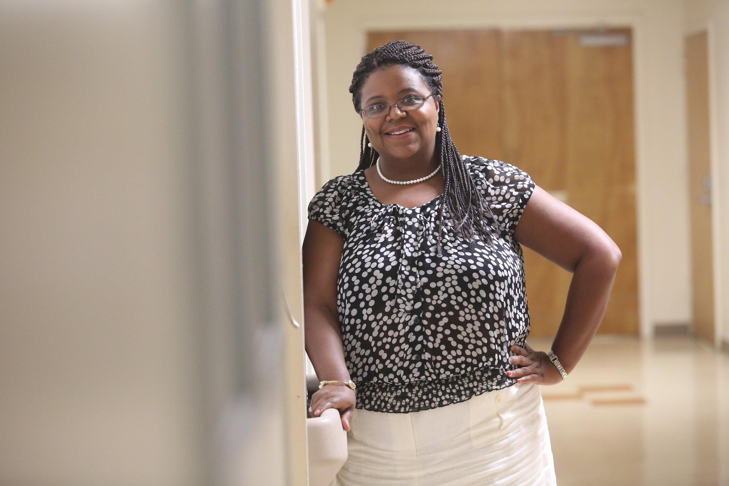 Stephanie Davis, IM Program Coordinator