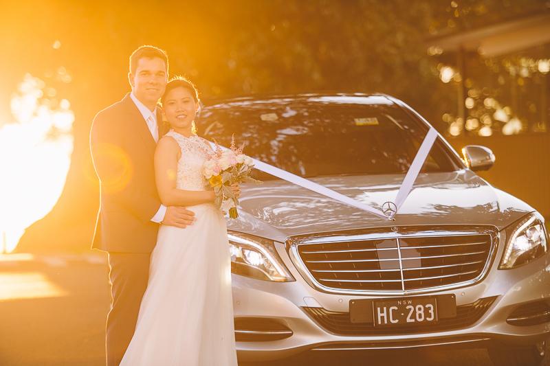 Tim&Wendy 婚礼跟拍