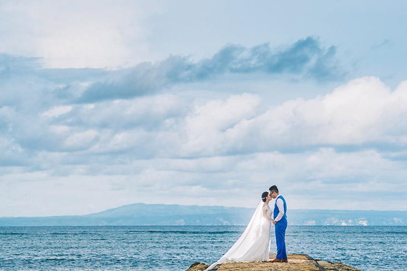 Issac&Nicki 巴厘岛婚礼跟拍