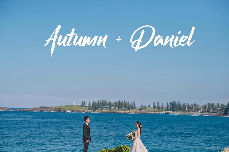 Autumn&Daniel 婚纱写真