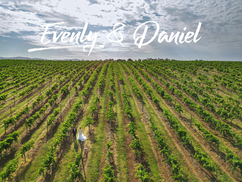Evelyn&Daniel 婚纱写真