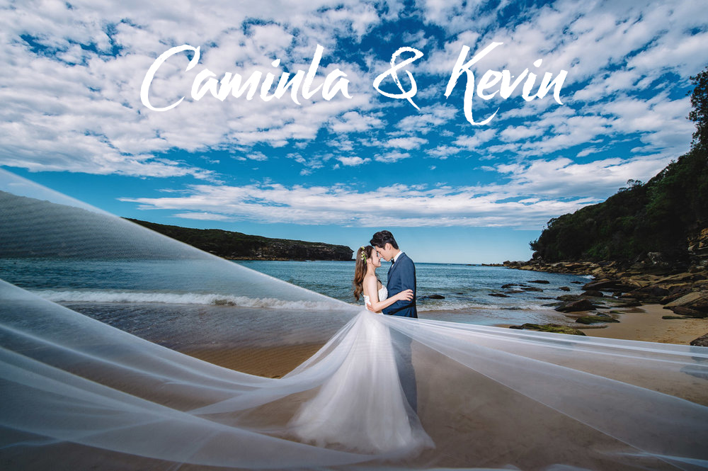 Camila&Kevin婚纱写真