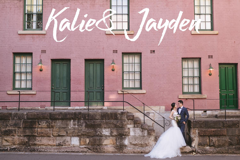 Kaylie&Jayden婚纱写真