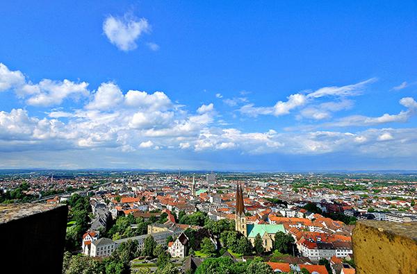 Bielefeld Panorama - Bild: Gerald Paetzer