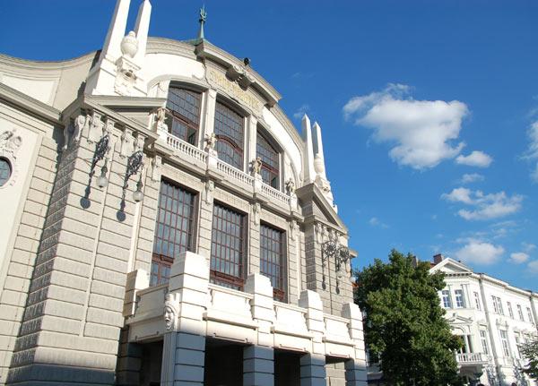 Stadttheater - Bild: Bielefeld Marketing