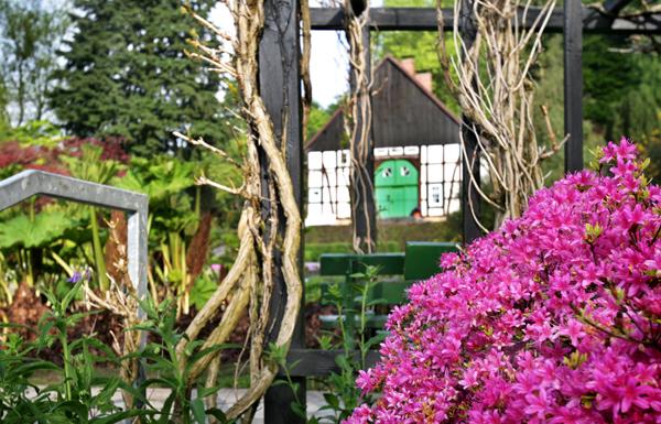 Botanischer Garten Bielefeld - Bild: Bielefeld Marketing GmbH