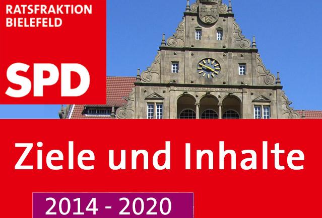 """Link zur Seite """"Ziele und Inhalte der SPD Ratsfraktion"""""""