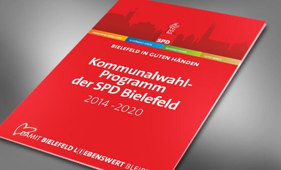 Foto des Kommunalwahlprogrammen - Link auf Datei