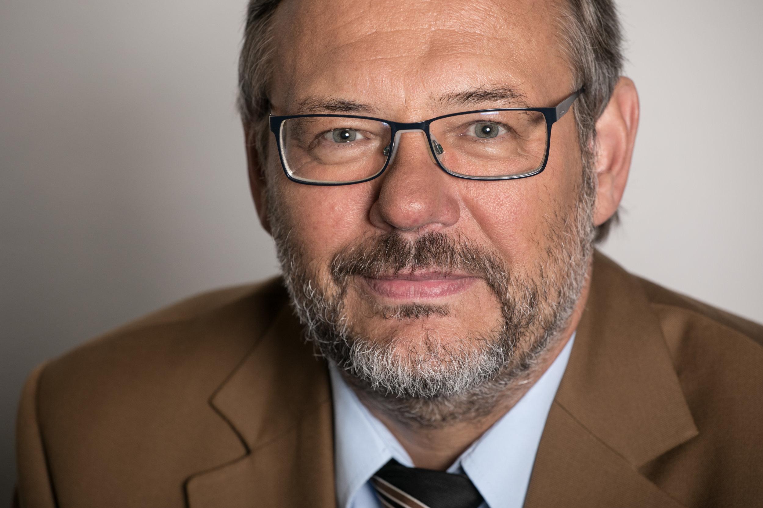 Georg Fortmeier, Fraktionsvorsitzender.