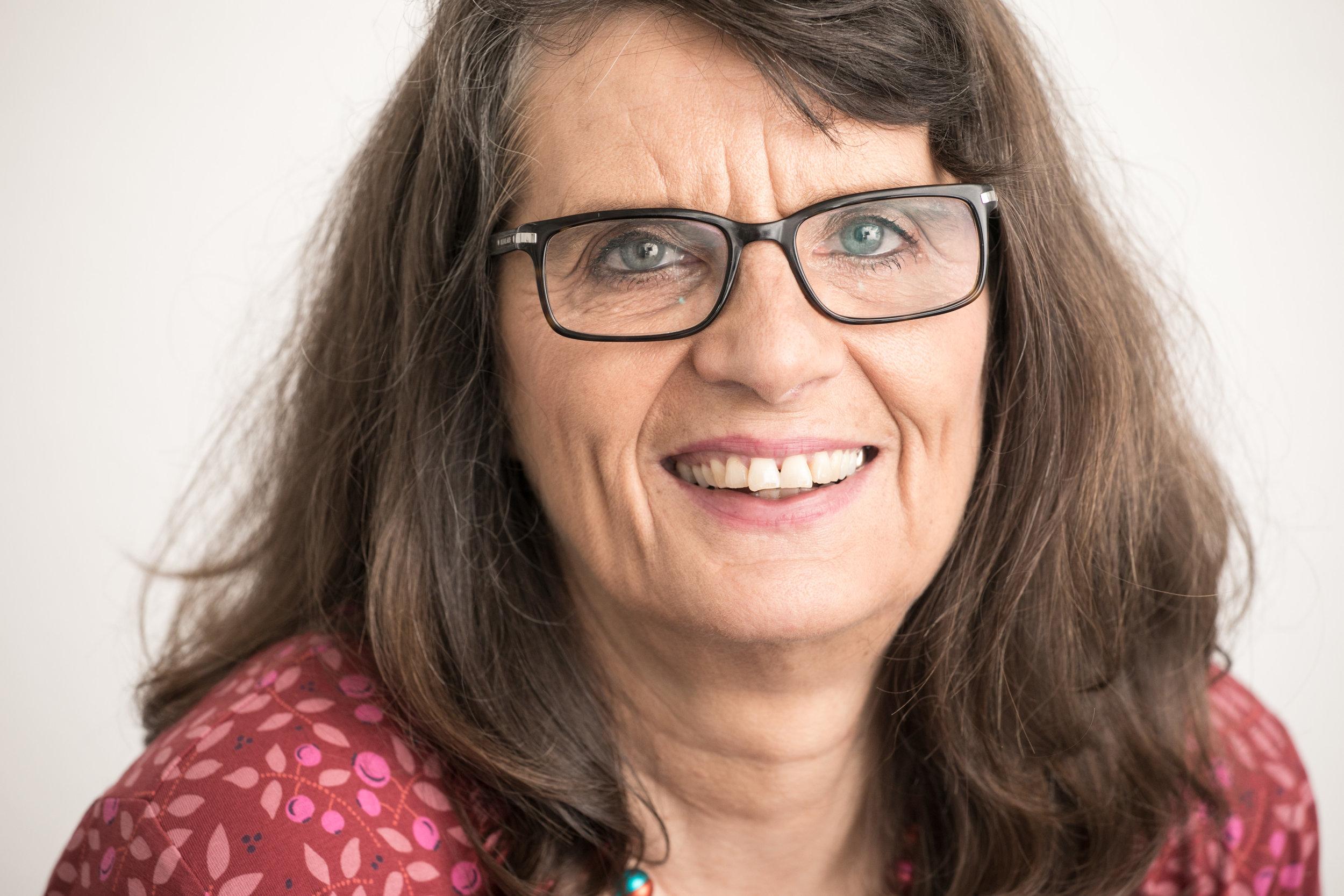 Regine Weißenfeld, Vorsitzende des Jugendhilfeausschusses