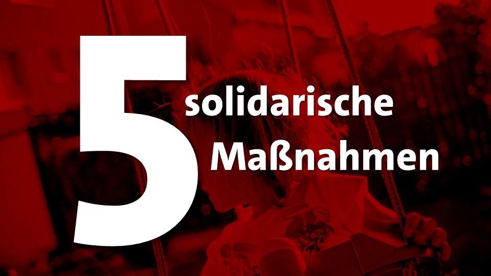 Titel 5 Solidarische Massnahmen
