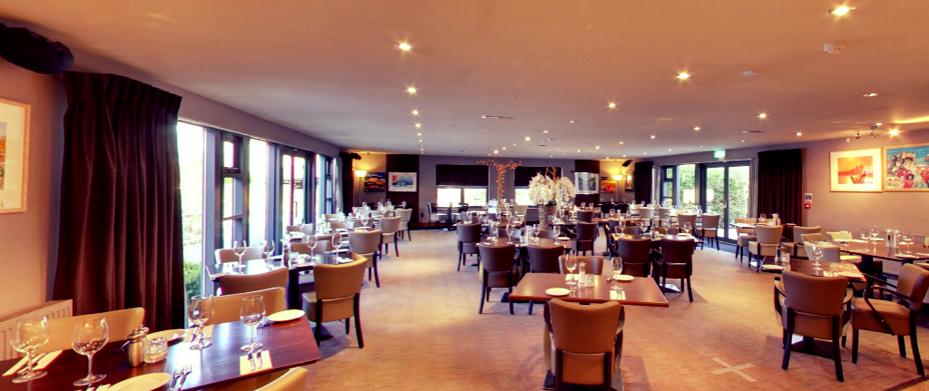 Chianti Restaurant Interior
