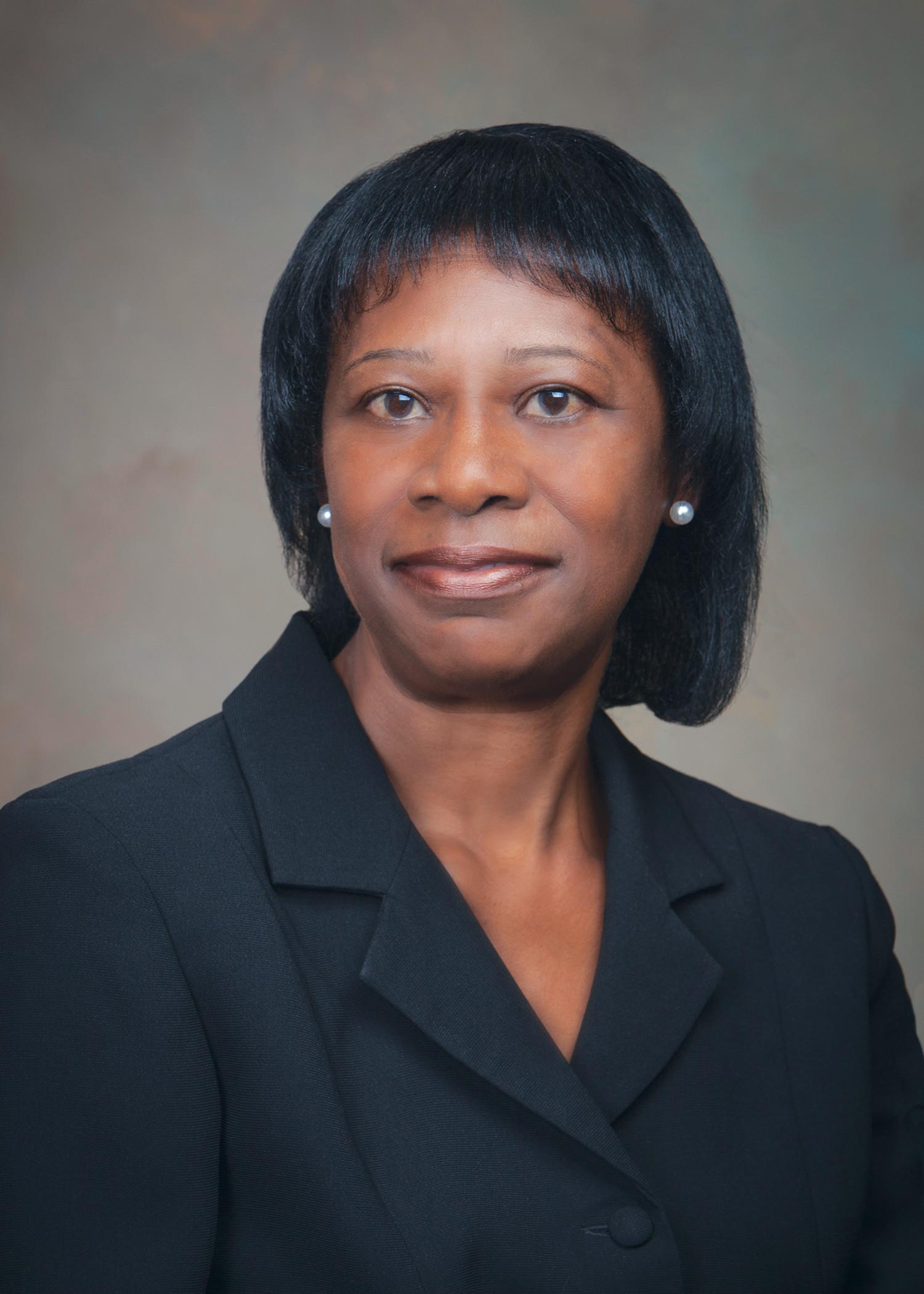 Thelma Woody, Secretary, Abbeville