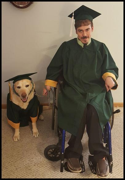 Alex and Carlos - The Graduates
