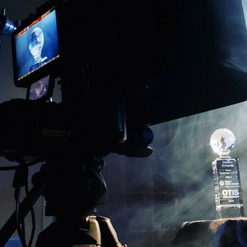 #bluehue #awardwinning #otis