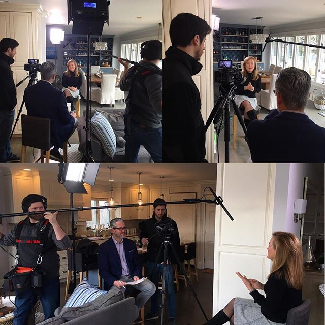 Team Frontline visits Fairfield with our friends from William Raveis for another episode in their Agent Stories series.  Thank you to Katy O'Grady for letting us film in her home and home office.  #williamraveis