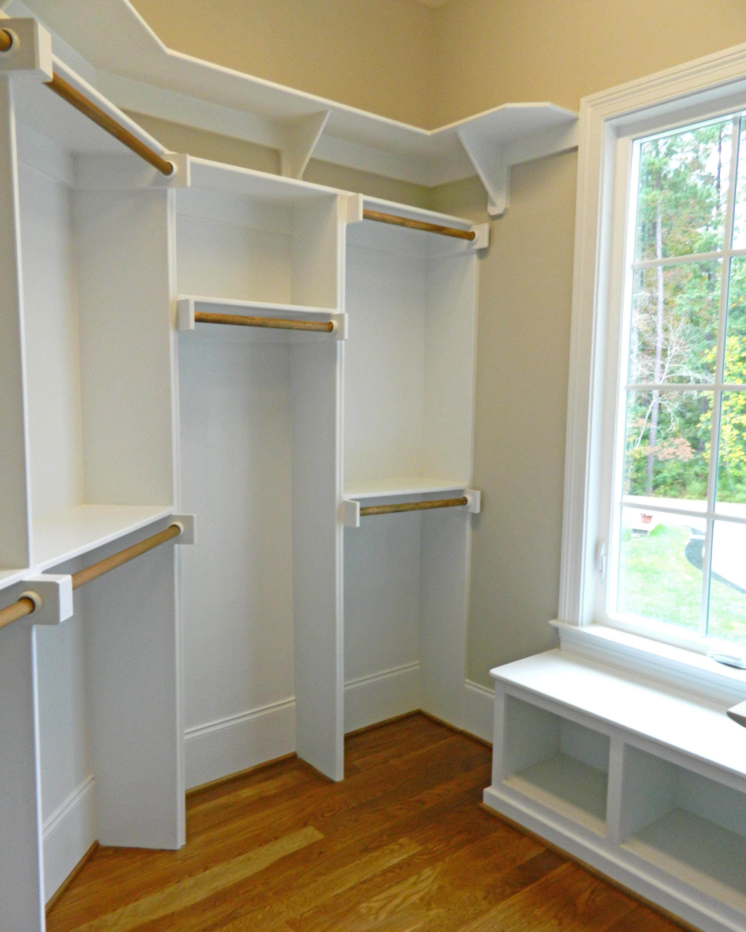 Imaginative Closet Designs