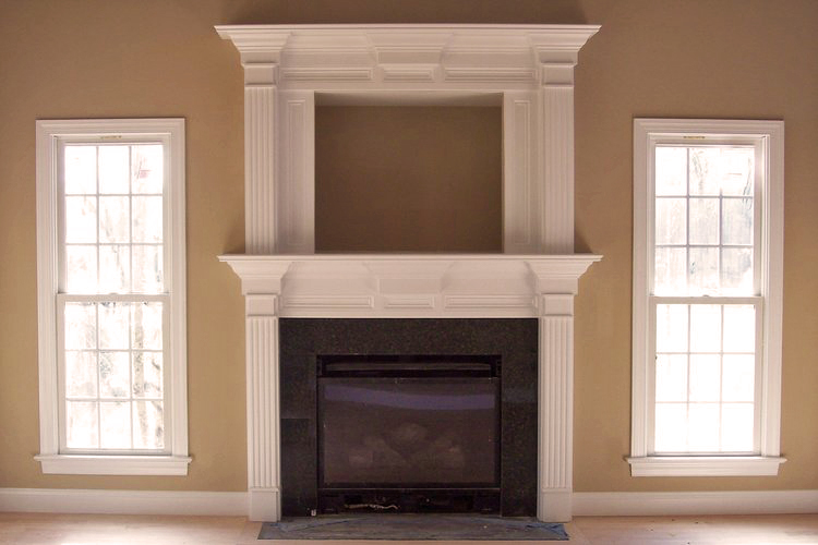 sports shoes 7d315 a80fe Custom Mantels - Mantel Shelves - Wake Forest, Raleigh ...