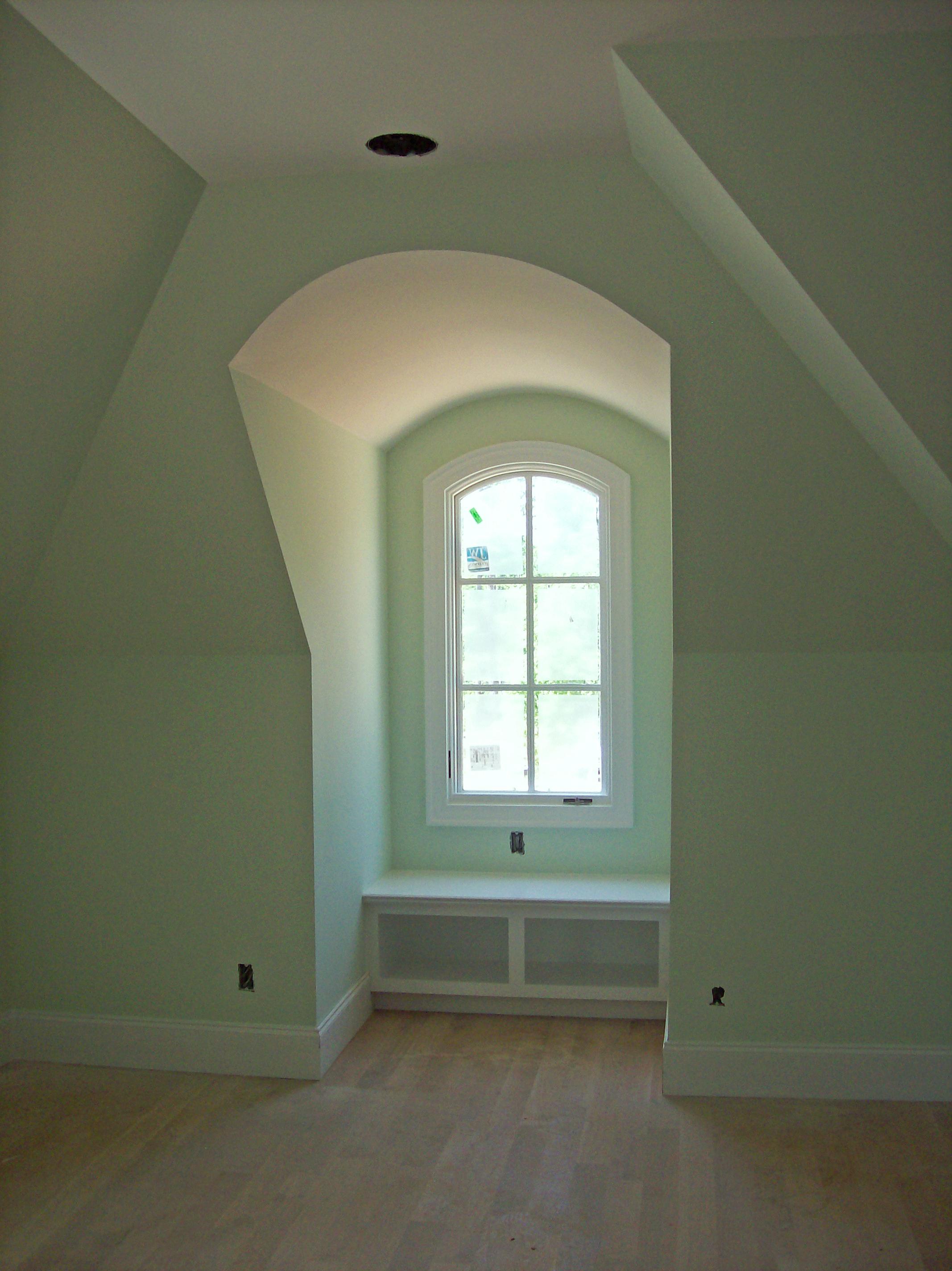 Nook Open Cubbie Window Seat