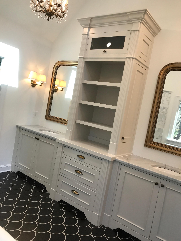 Bathrooms - Custom Bathroom Design - Bathroom Cabinets ...