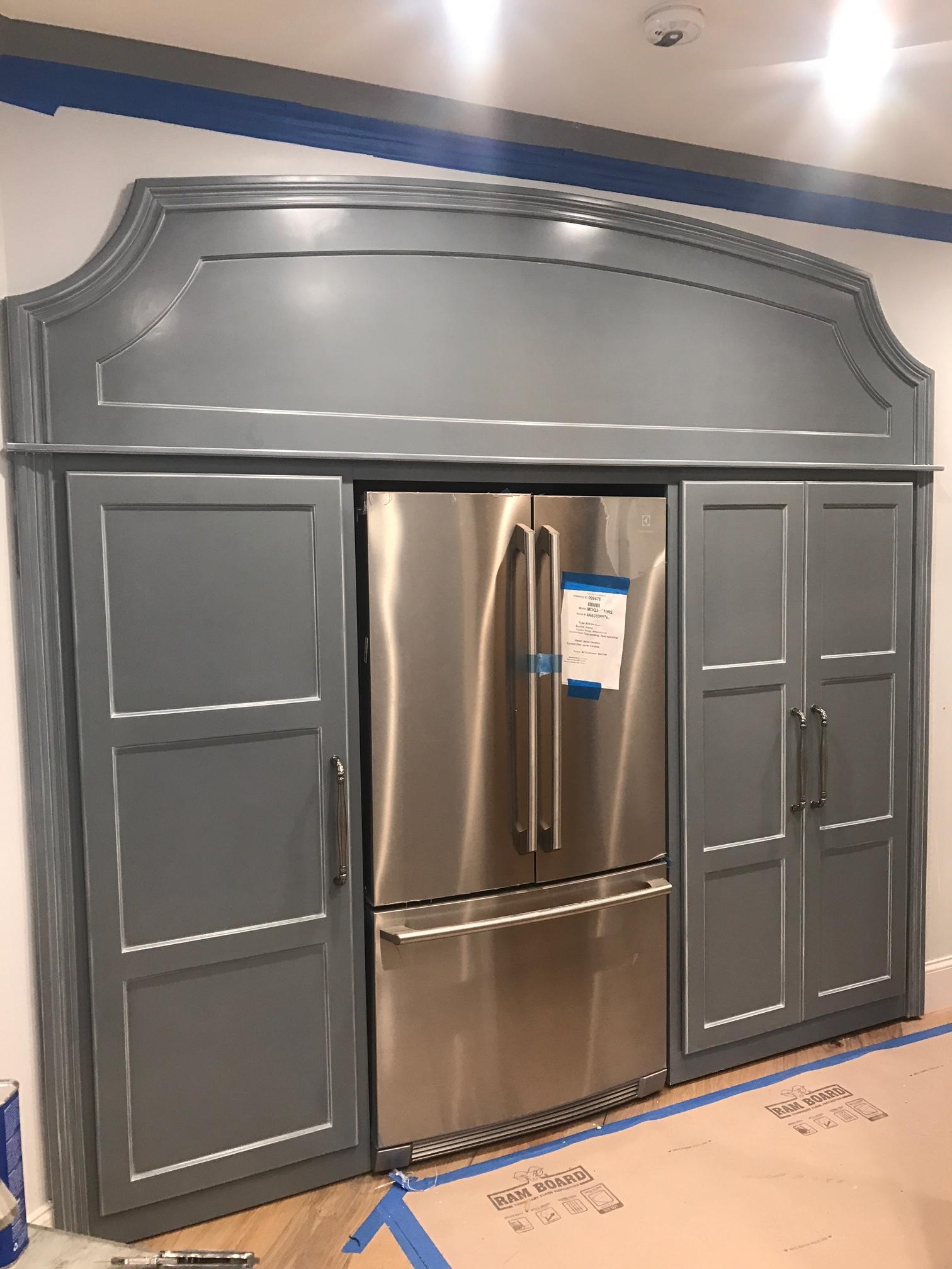 C. Ferguson refrigerator surround.JPG