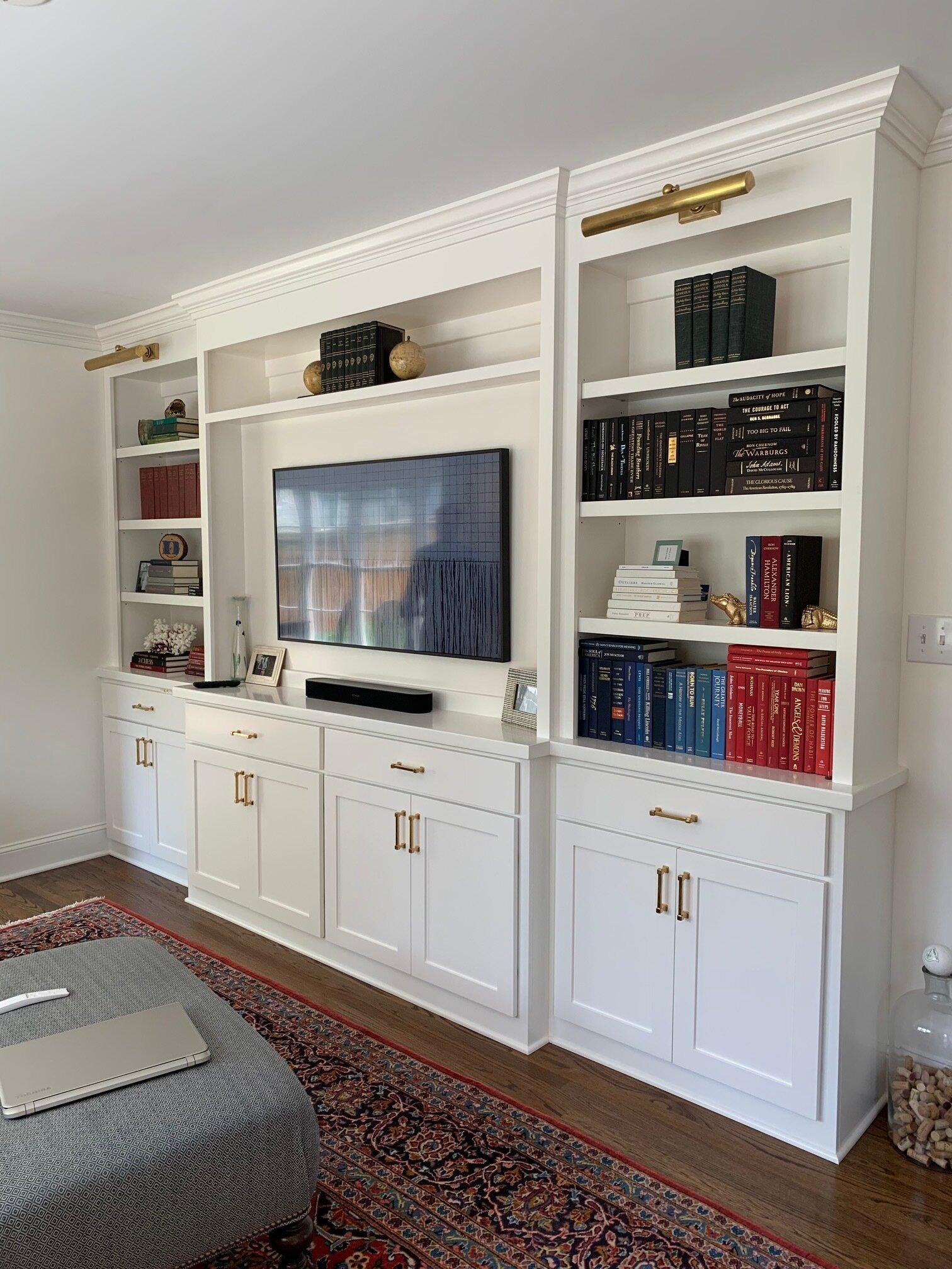 Custom Built Cabinets Near Me