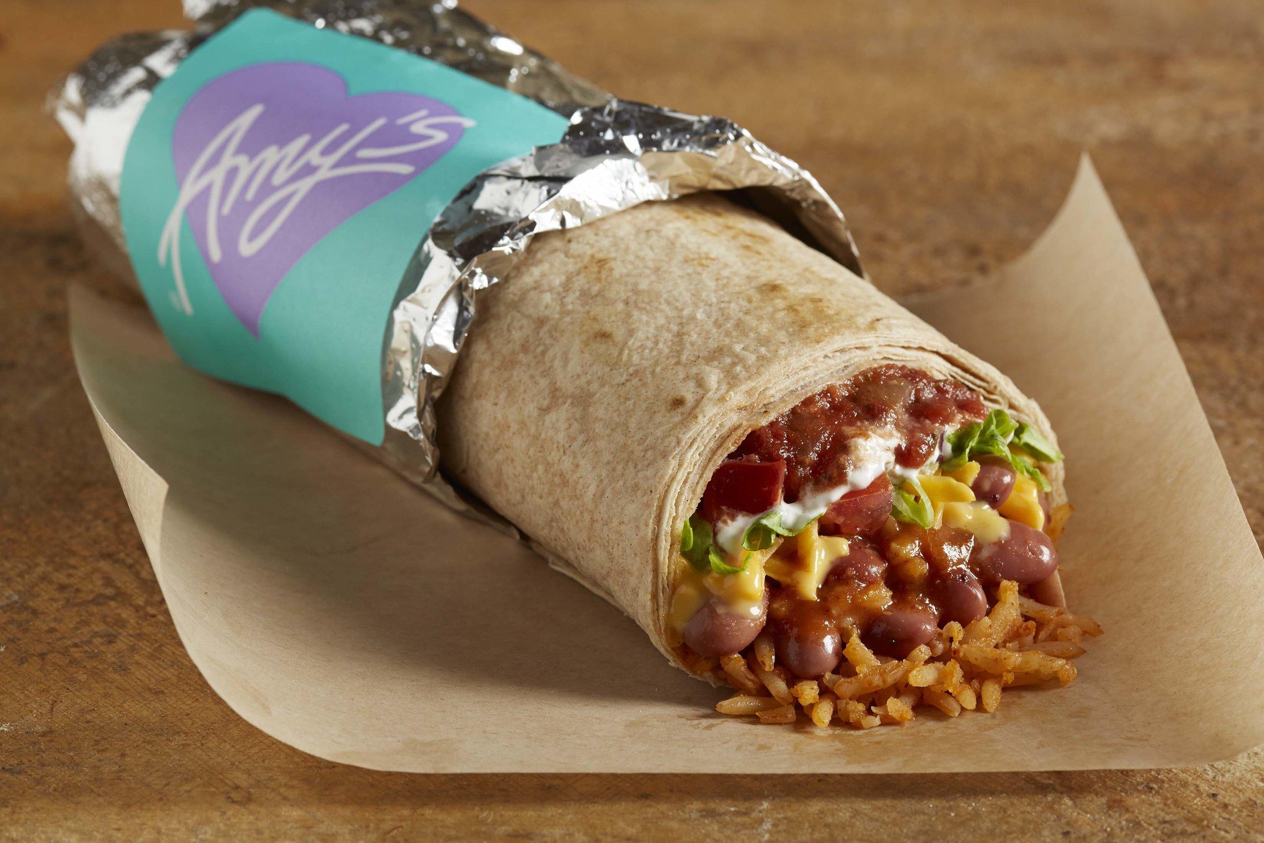 amy's drive thru burrito