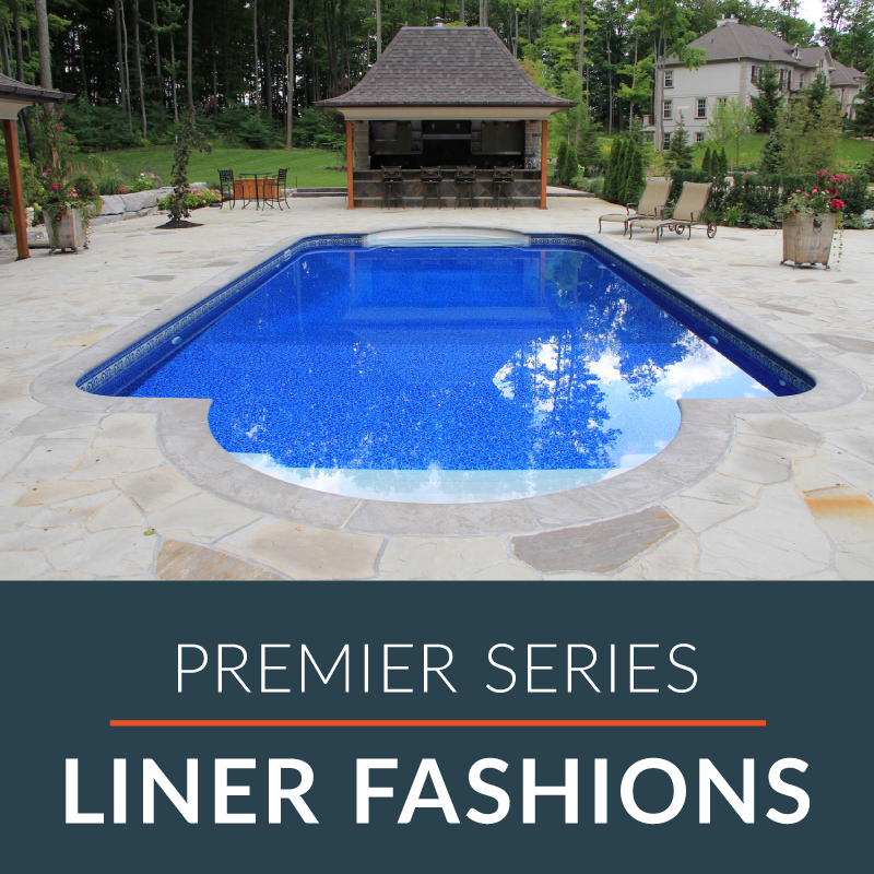 Vinyl Liner Fashions — Megna Pools