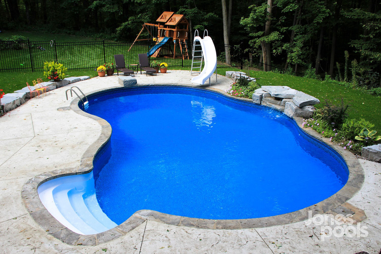 Dark Blue - Premier — Megna Pools