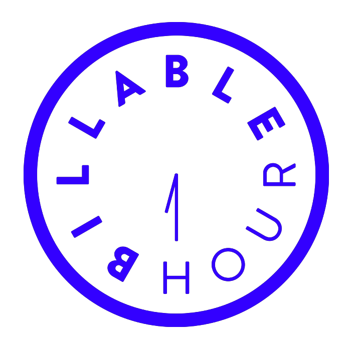 Download the blue version of our  logo
