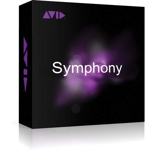 Avid Symphony
