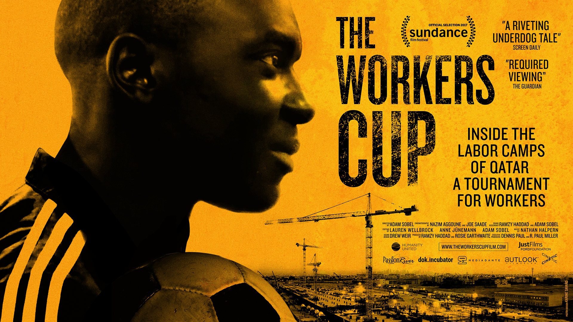 The Workers Cup - Landscape Poster
