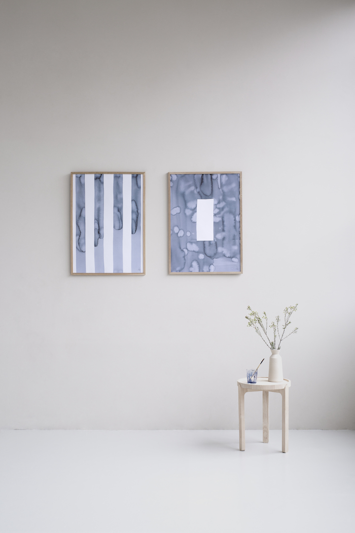 "The ""Sky"" collection by Silke Bonde"