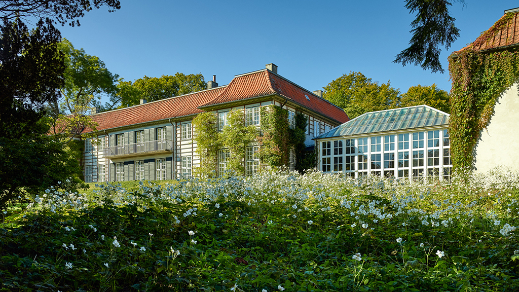 Ordrupgaard Museum. Photo by Ordrupgaard.