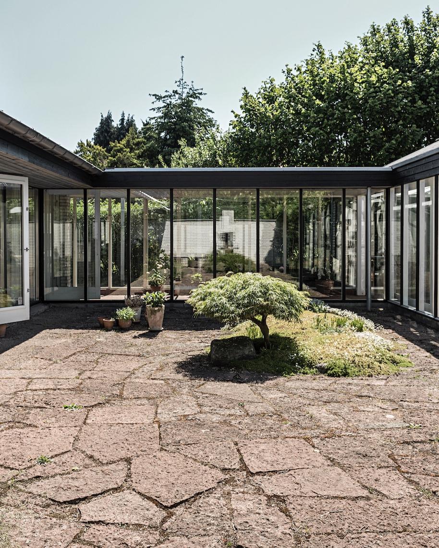 Silke Bonde home -