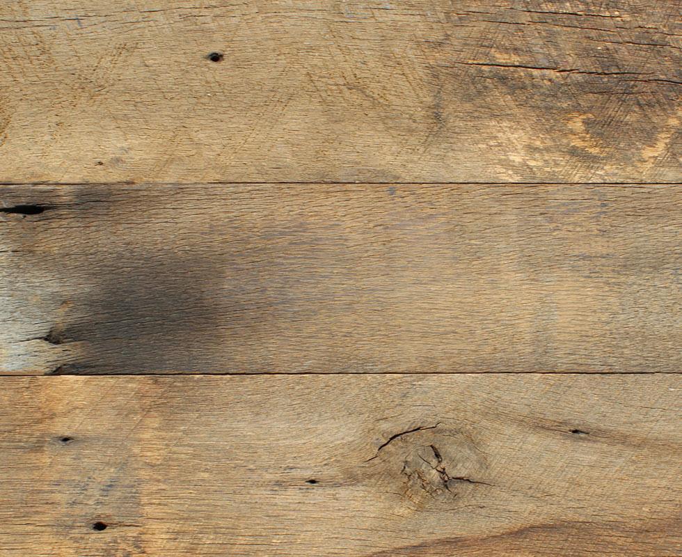 reclaimed brown siding