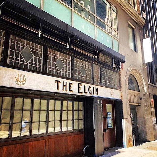 Coming soon to NYC. We can't wait for @elginnyc to open! We've loved outfitting this space with both interior and exterior builds. The outside features mahogany front doors, steel cladding, front windows and all exterior windows.