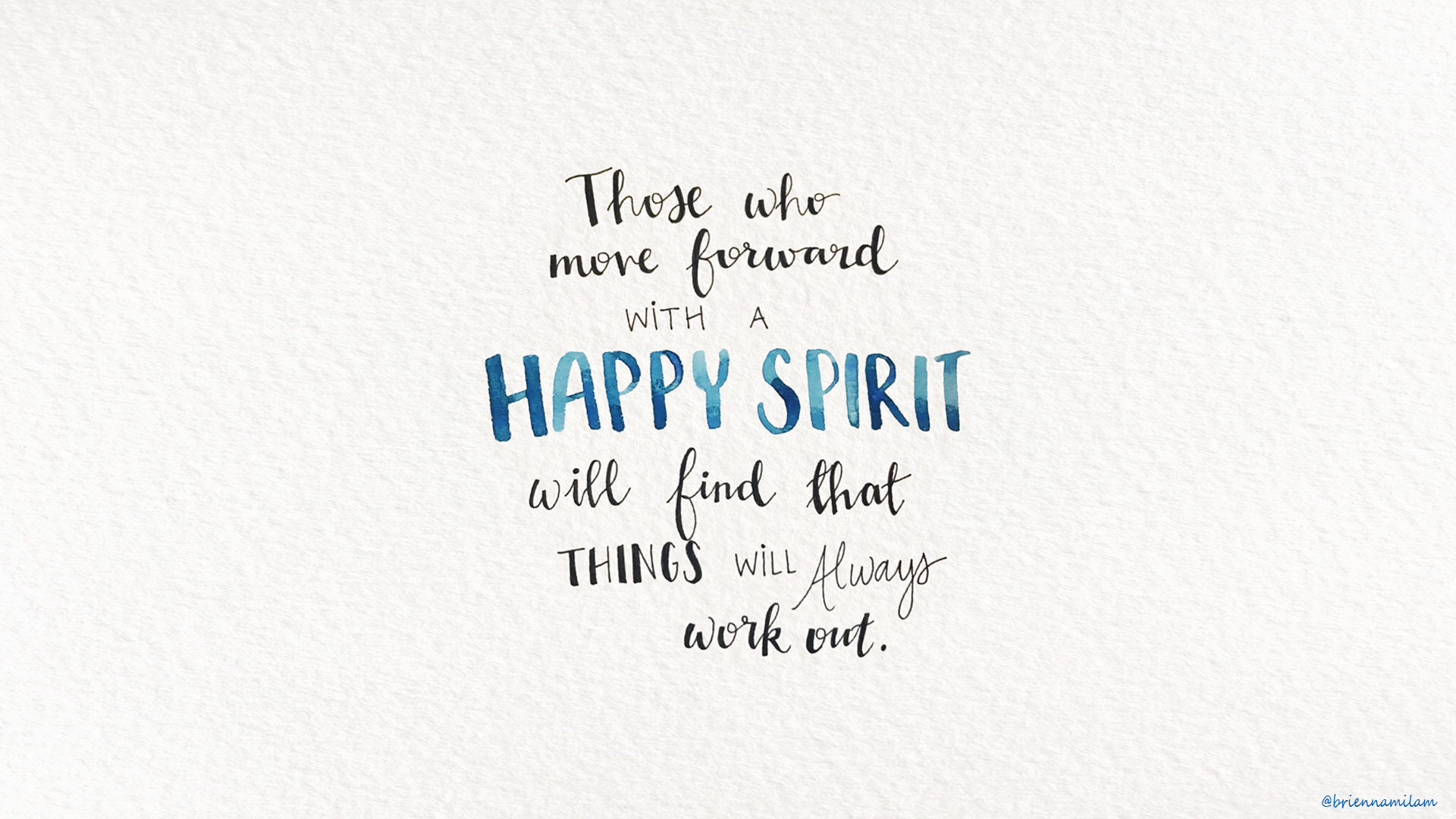 Happy Spirit -