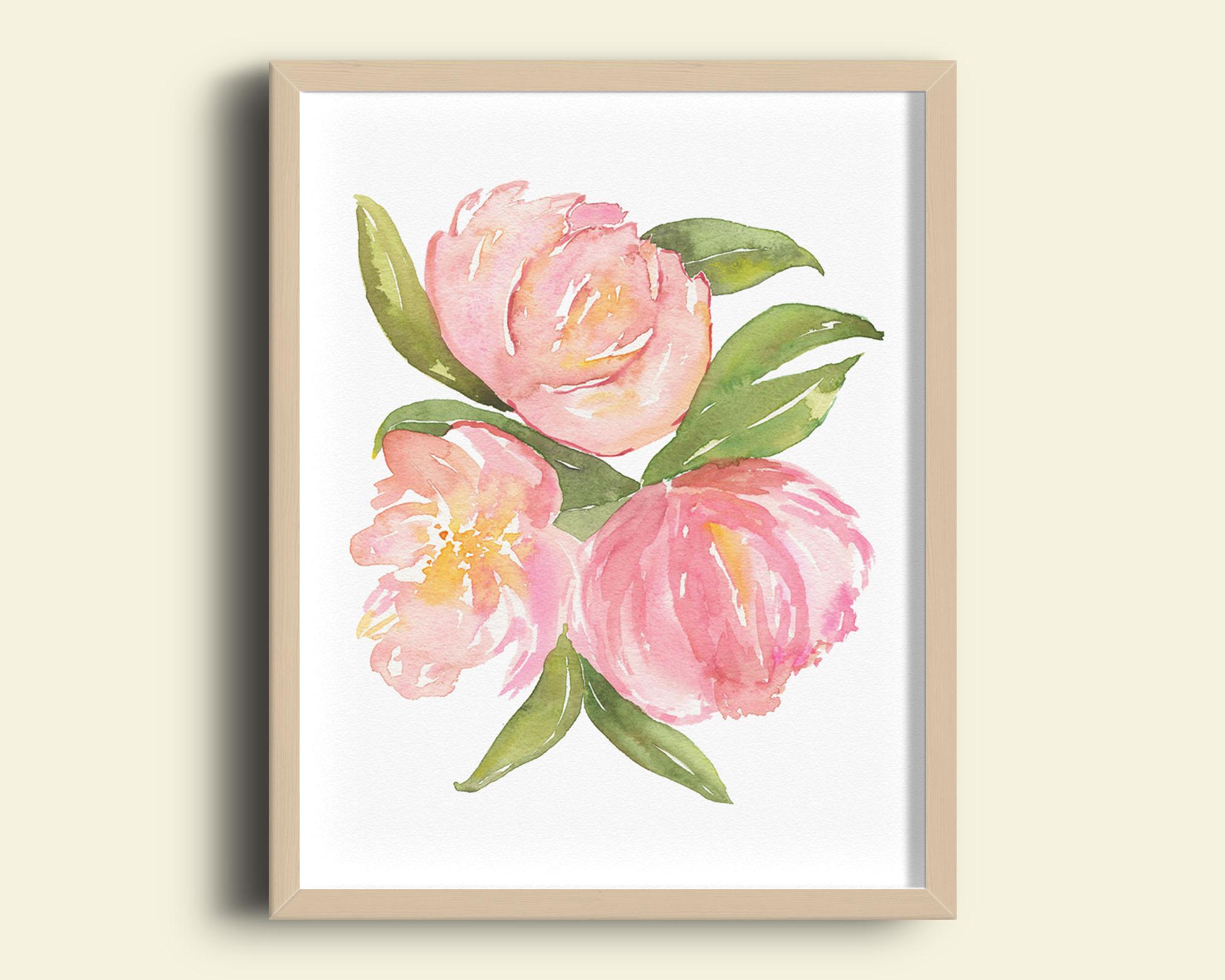 Peony Bouquet