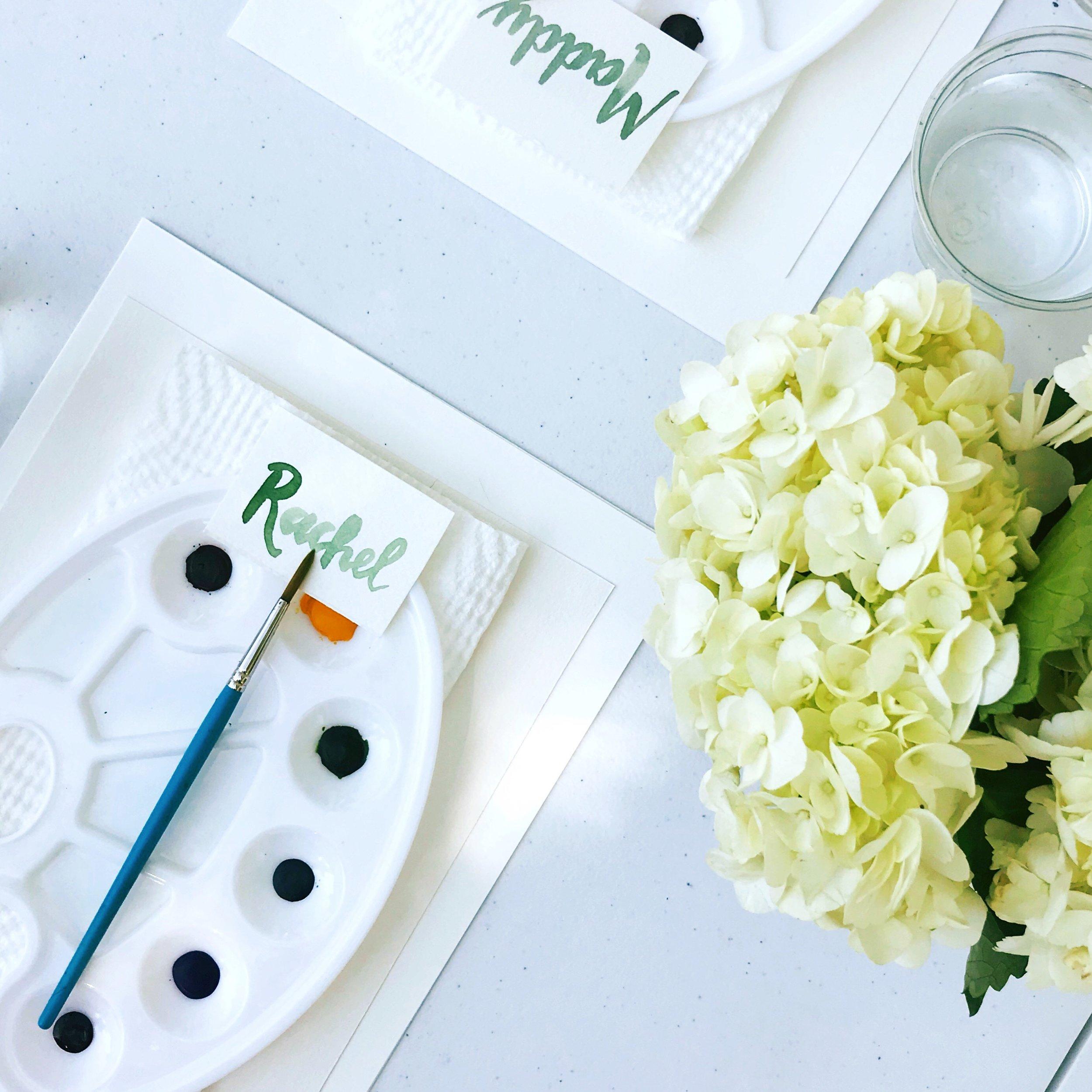 Palette on table.JPG