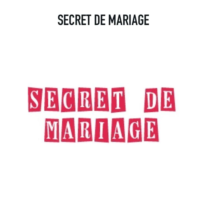 Partenaire Secret de Mariage