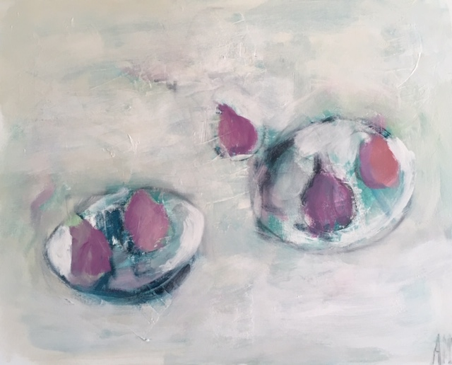 "Figs, 24"" x 36"", Available"