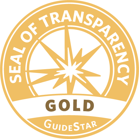 Gold Seal of Transparency Guide Star Logo