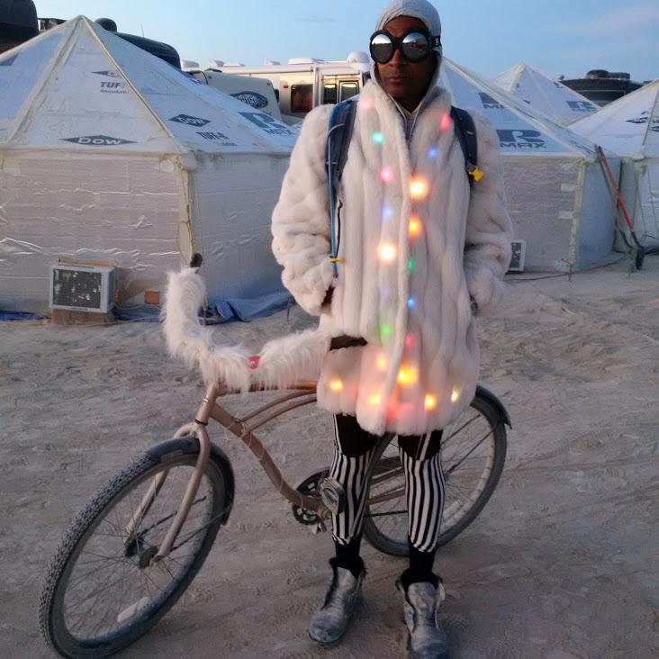 Burning Man, Nevada Desert