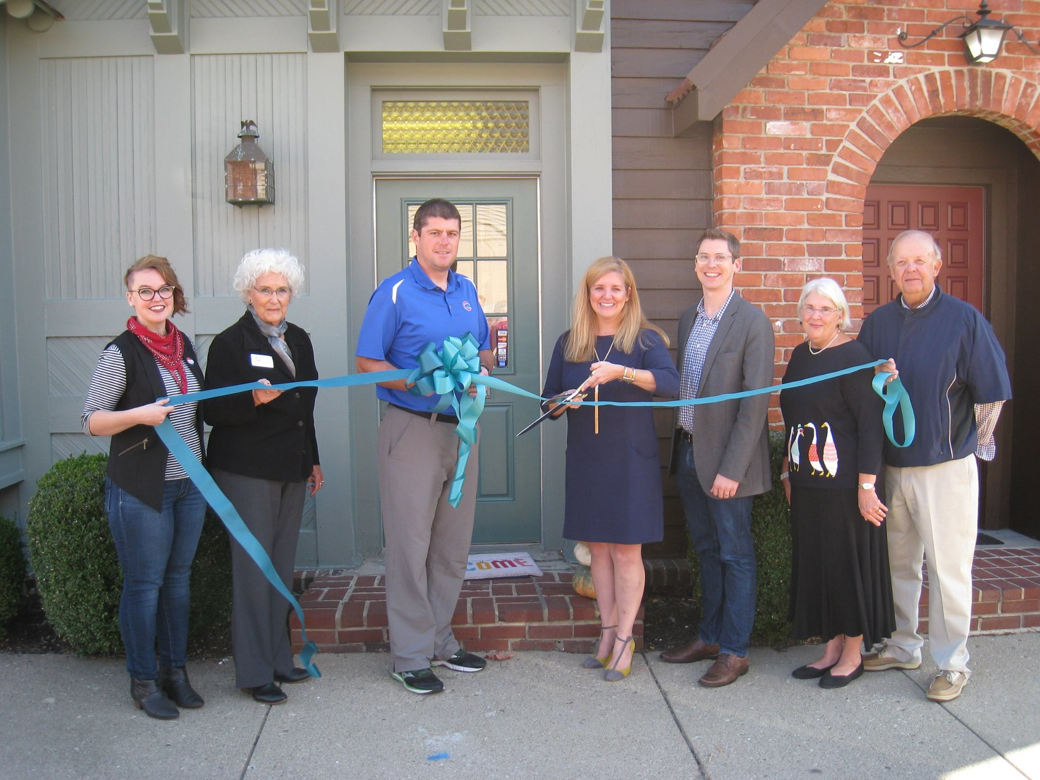 FRANKLIN CHAMBER OF COMMERCE - Wild Geese is a proud member of the Franklin Chamber of Commerce. What a fun day at the ribbon cutting!